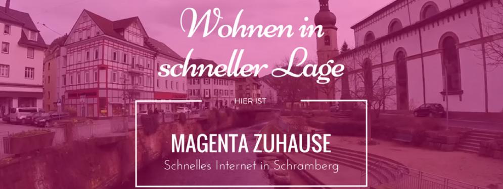 Schnelles Internet in Schramberg
