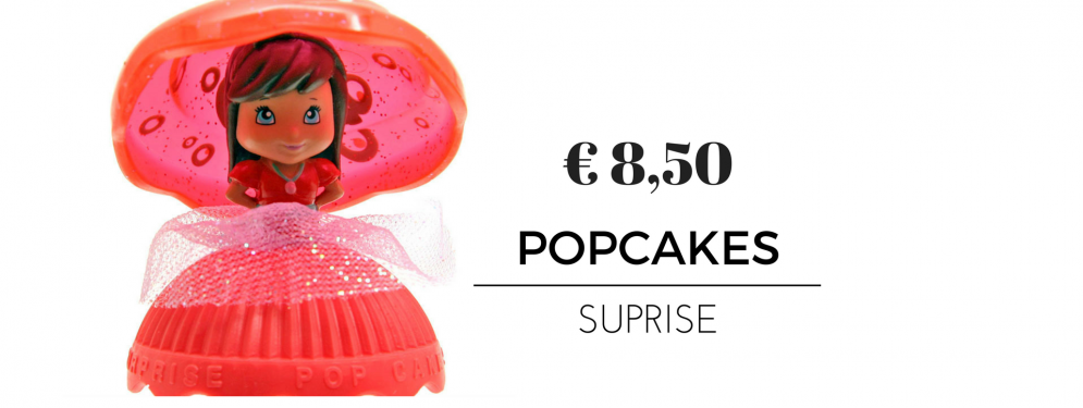 Popcake 8,50€