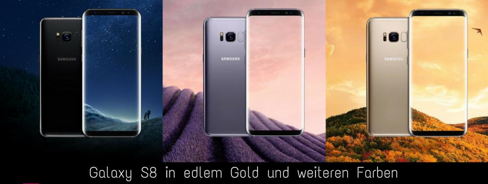 Telekom Samsung S8