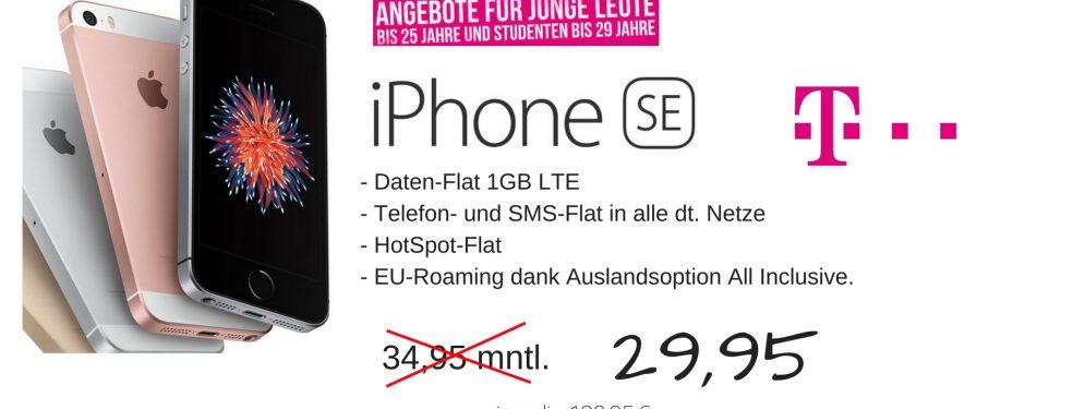 iPhone SE Telekom Magenta XS Friends